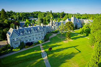 Follow in the footsteps of Christopher Robin with Sussex's Ashdown Park Hotel