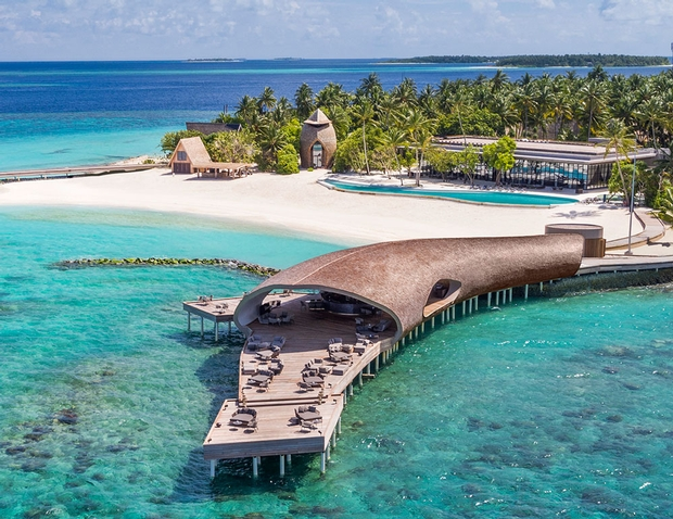 Honeymoon at the St Regis Maldives