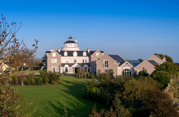 Twr Y Felin is named Hotel of the Year in Wales 2017