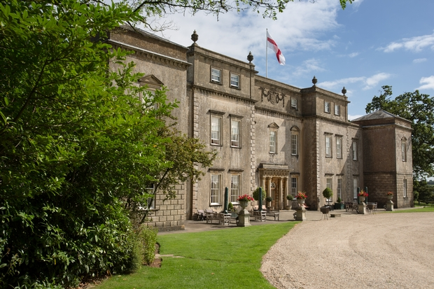 Somerset's Ston Easton Park hosts Strictly Come Dancing-themed event
