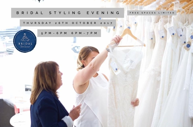 Bridal Reloved in Liverpool hosts bridal styling event