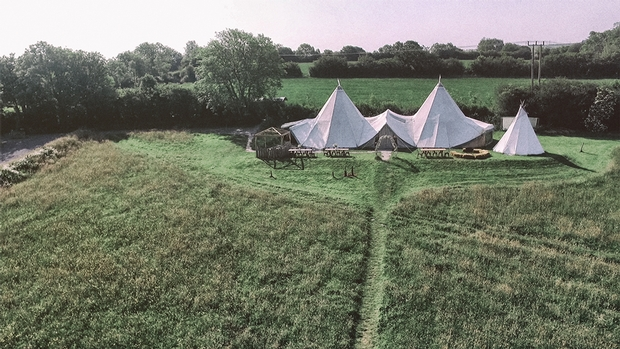 Welsh Green Weddings has reserved 12 dates in 2018 especially for intimate weddings
