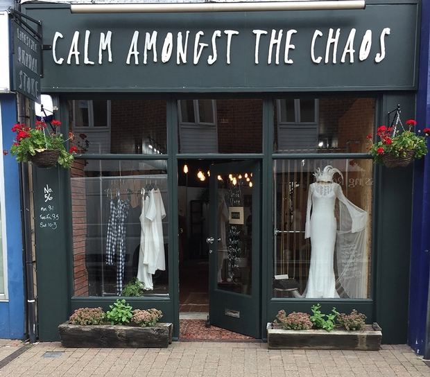 New bridal lifestyle shop in Hampshire