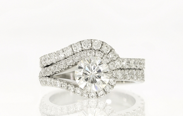 Queensmith Master Jewellers offers a new engagement ring shopping experience