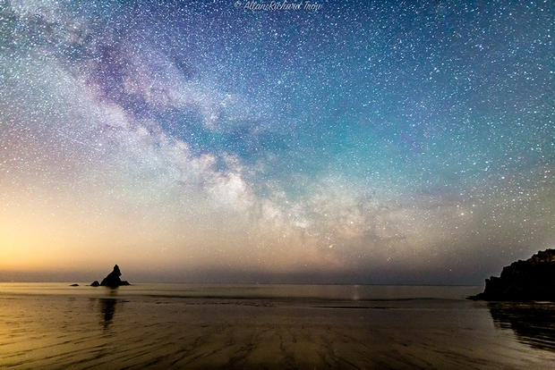 Dark Sky Wales are offering gift vouchers perfect for weddings