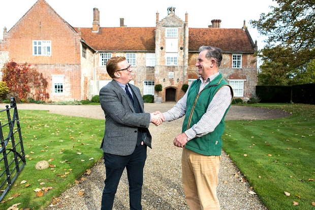 New role at Suffolk wedding venue