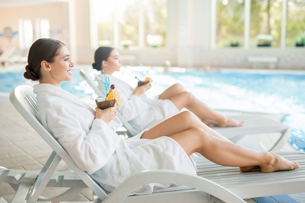 National Spa Week: indulgent hen dos