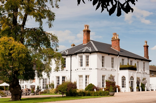 Suffolk wedding venue named best in the region