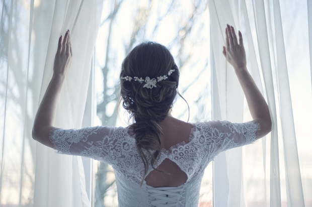 Surrey expert shares her top tips on bridal hair