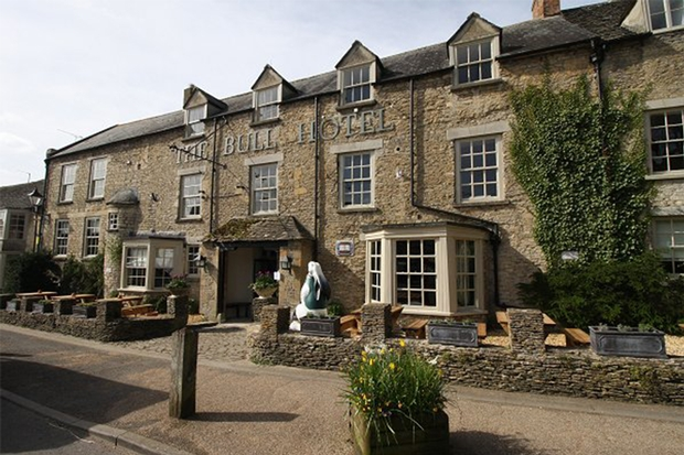 The Bull Hotel, Fairford and sister properties are now offering fantastic winter deals