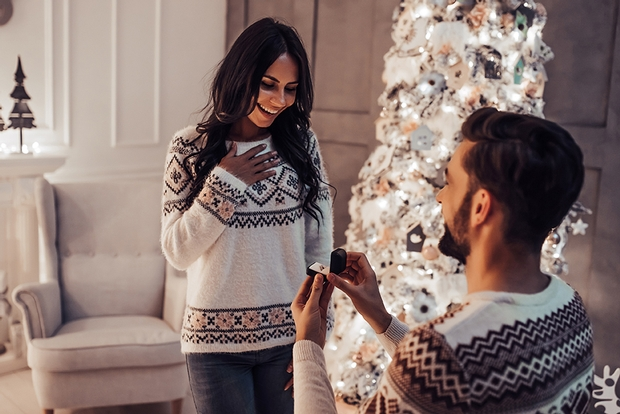 Brits shun tradition as a third admit they'd prefer an alternative to an engagement or wedding ring