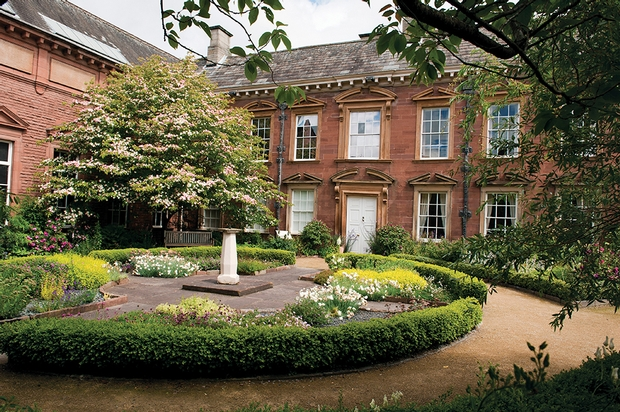 Get married at Tullie House and Art Gallery