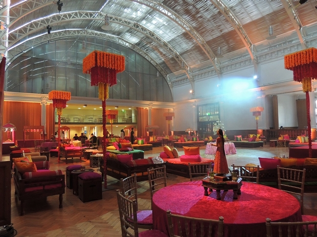 My big fat Asian wedding: London venue The Royal Horticultural Halls announces Asian caterer list