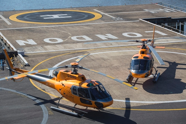 Pop the question: Shangri-La Hotel, At The Shard and the London Helicopter Company launch ultimate proposal package
