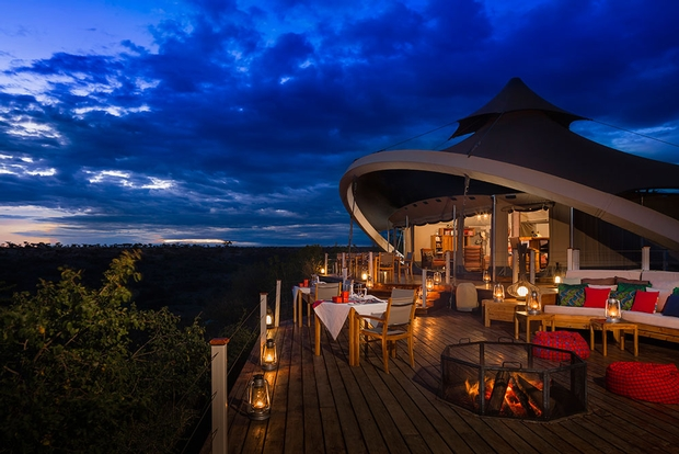 Safari seclusion in Kenya