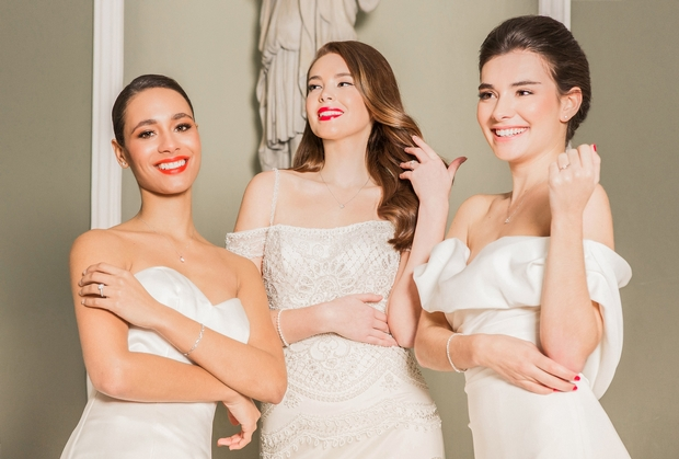 Goldsmiths' guide to 2018 bridal trends