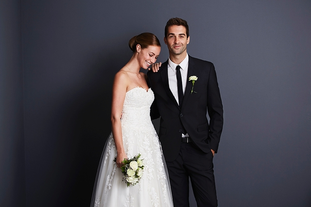 Enjoy a white wedding without getting into the red