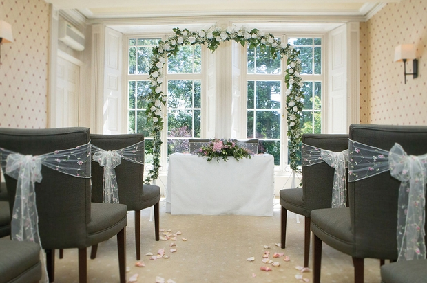 Enjoy your wedding at the charming Rothay Manor