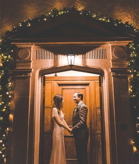 Tie the knot in Holm House Hotel
