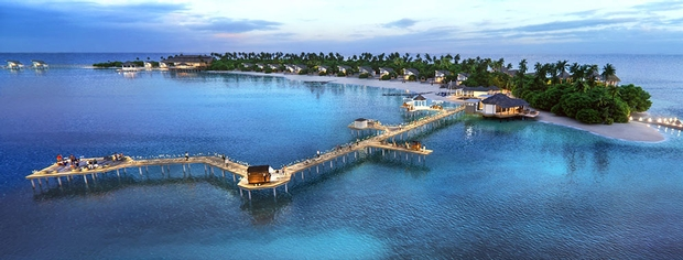New opening in the Maldives