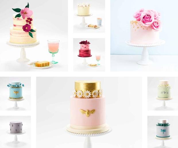 London cakemaker launches ready-to-order range, Confection by Rosalind Miller