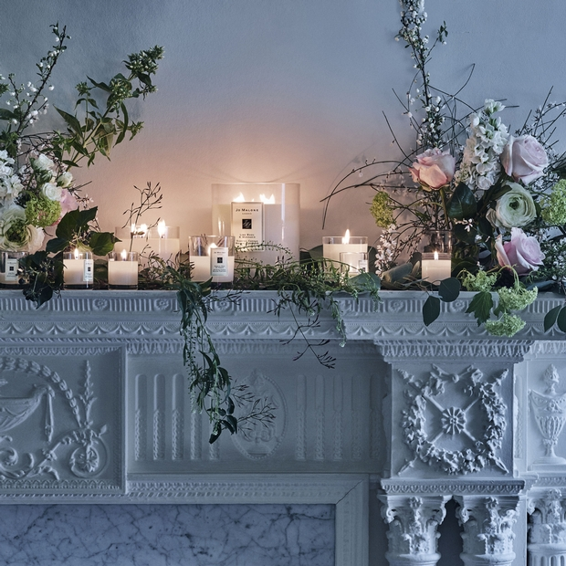 A scented wedding with Jo Malone London