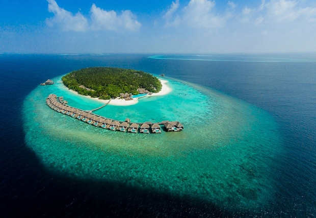 The Maldives crowned 'Best Honeymoon Destination'