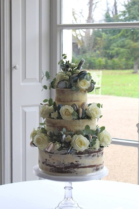 Five minutes with... Surrey cake designer Eleanor Gerrish