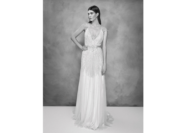 Designer Jenny Packham launches bridal collection to celebrate 30th anniversary