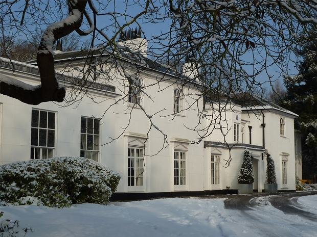 Essex-based venue launches a fabulous winter wedding package