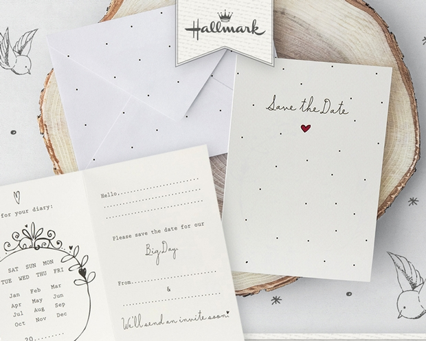 Win your wedding Save The Date cards