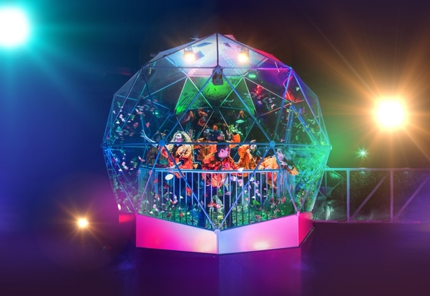 Crystal Maze Live: A London hen do with a difference