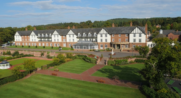 Introducing Cheshire's Carden Park Hotel wedding venue