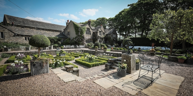Introducing Holdsworth House Hotel and Restaurant wedding venue in Halifax...