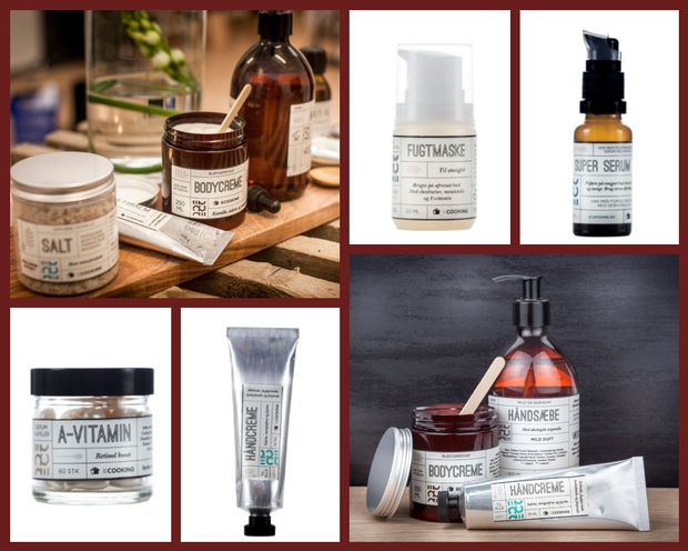 Danish skincare brand Ecooking will launch in the UK this September