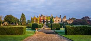 Christmas at Eastwell Manor