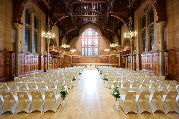 Tie the knot at The University of Manchester