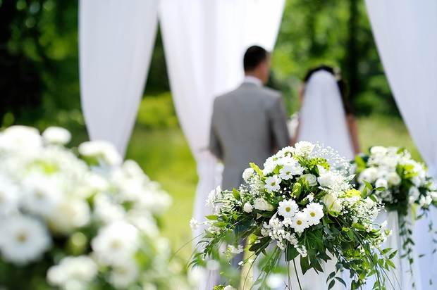 Civil weddings in Hampshire are topping the polls