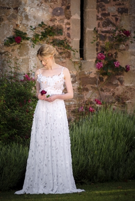 Somerset's Parham House Brides has announced an exquisite new collection by Margot Bridal