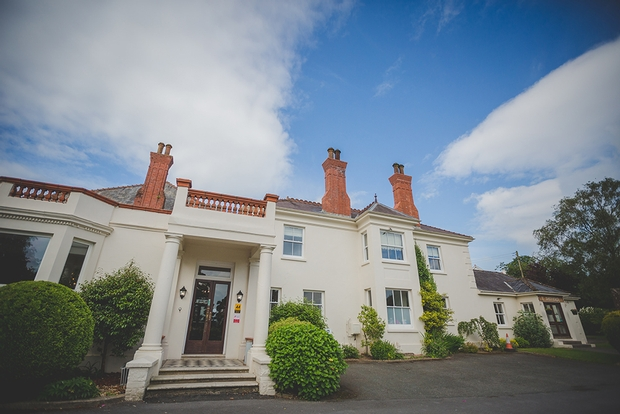 Celebrate your big day at the Mansion House Llansteffan