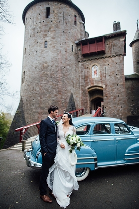 Castell Coch was named the quirkiest venue in South Wales