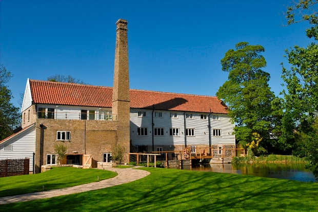 Accolades keep coming for Suffolk boutique hotel