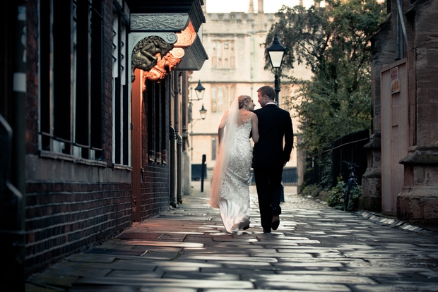 Oxford's Bodleian Libraries and Sheldonian Theatre host first wedding showcase