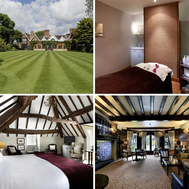 Exclusive review of four-star hotel in the heart of Stratford Upon Avon
