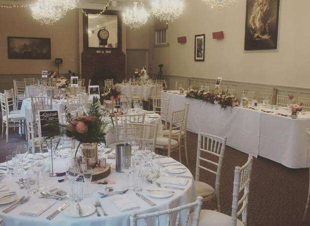 Say 'I do' in Ripley before the spring