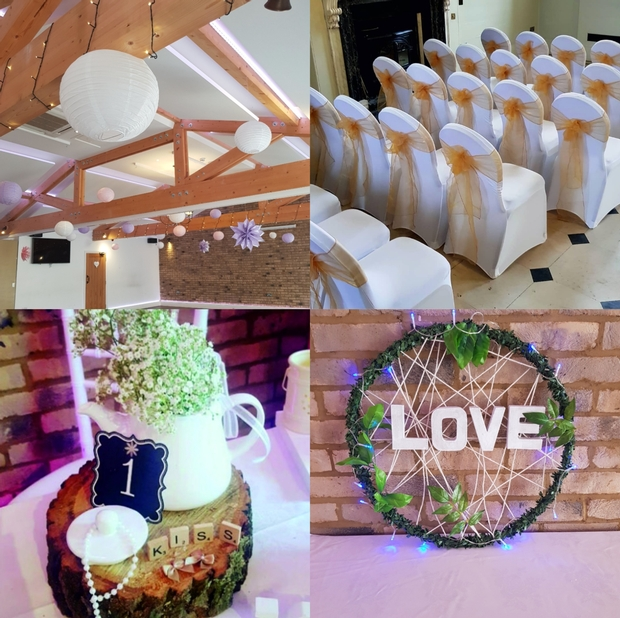 Decor tips by Luton's Sparkling Event Hire