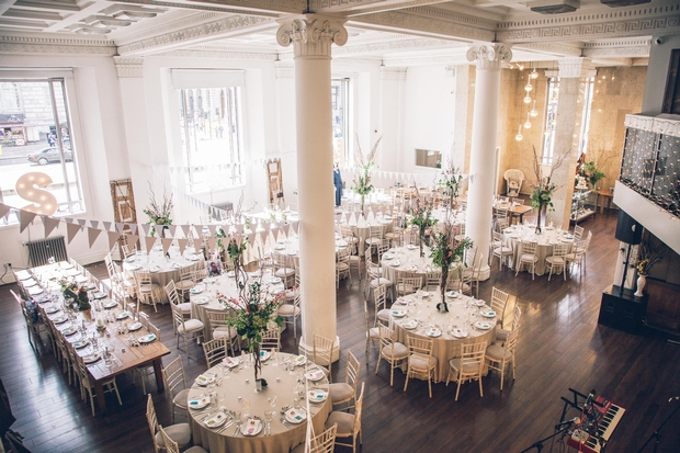 We love Liverpool's OH ME OH MY wedding venue