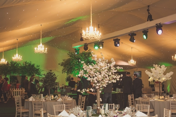 Hunton Park launches new Garden Marquee