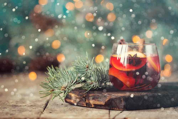 Gillian Bartlett from Copa Fizz reveals how you can incorporate a wintry theme into your drinks menu
