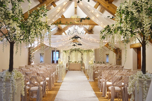Tie the knot at the Grade II listed Beeston Manor